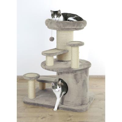 Kerbl Kratzbaum Oldie für Katzen Senioren