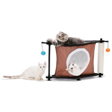 SportPet Designs Kitty City Sleepy Corner
