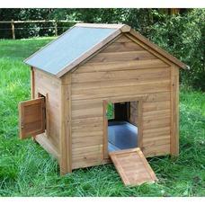 Kerbl Kleintierstall für Hühner oder Kaninchen
