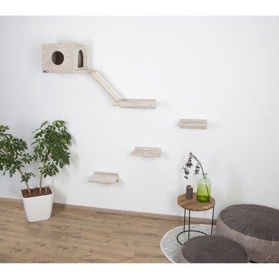 Kletterwand für Katzen Montblanc