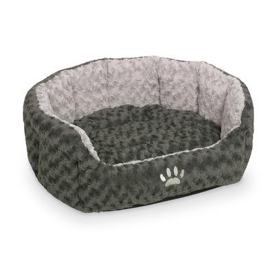 Nobby Komfort Bett oval Seoli für Hunde und Katzen