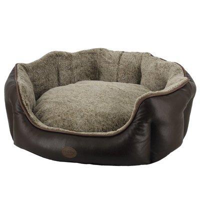 Komfortbett oval TARI