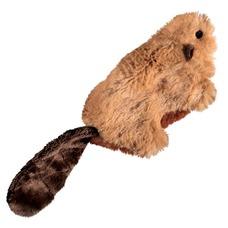 KONG Cat Beaver mit Katzenminze befüllbar, ca 16,5 cm, mit Katzenminze