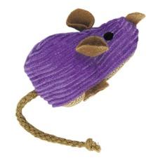 KONG Corduroy Mouse Katzenspielzeug