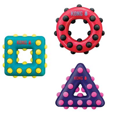 KONG Dotz Hundespielzeug