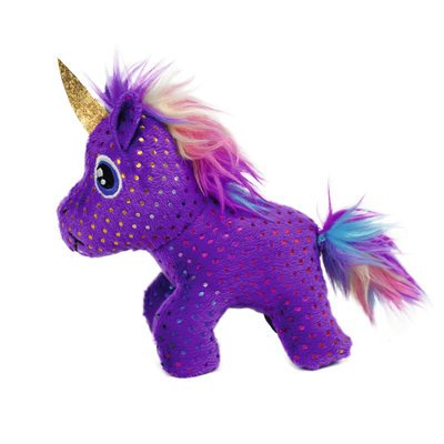 KONG Katzenspielzeug Enchanted Buzzy Unicorn