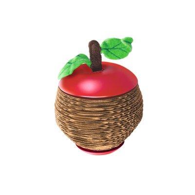 KONG  Katzenspielzeug Scratch Apple