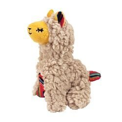 KONG Softies Buzzy Llama Katzenspielzeug Preview Image