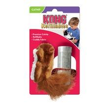 KONG Squirrel Katzenspielzeug mit Katzenminze