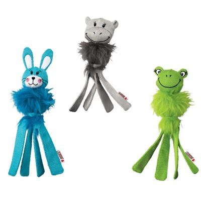 KONG Wubba Friends Fuzzy Hundespielzeug