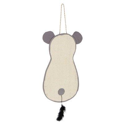 Kerbl Kratzmatte Maus zum Aufhängen