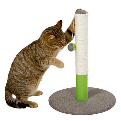 Kratzsäule Opal Basic für Katzen
