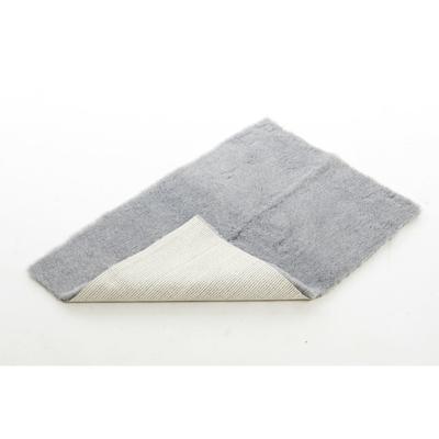 KRUUSE Vet Bed für Hunde anti-slip, grau, 102x76 cm