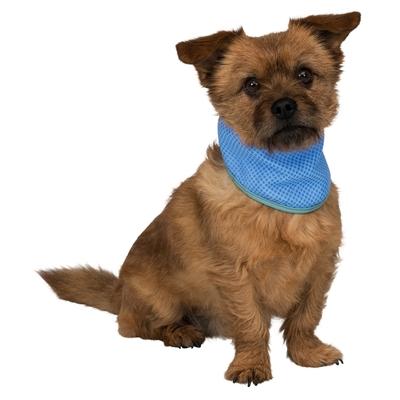 TRIXIE Kühlbandana Kühlhalsband für Hunde