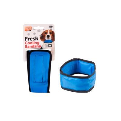 Kühlhalsband für Hunde Bandana Fresk