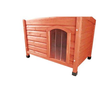 TRIXIE Kunststofftür für Hundehütte Natura Satteldach Preview Image