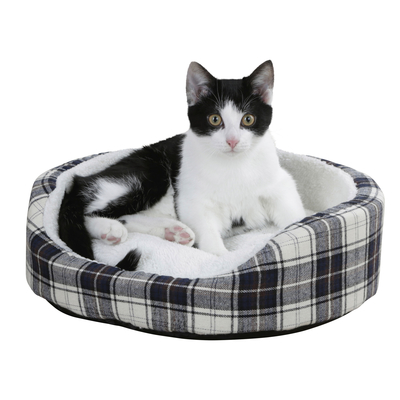 Kerbl Kuschelbett Milky für Katzen
