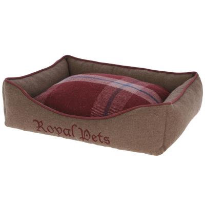 Kuschelbett Royal Pets für Hunde, 60 x 50 x 17 cm
