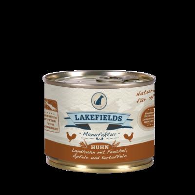 Lakefields Dosenfleisch-Menü Huhn