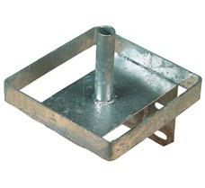 Kerbl Lecksteinhalter aus Metall Preview Image