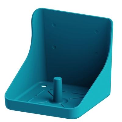 Kerbl Lecksteinhalter eckig aus Kunststoff Preview Image