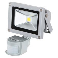 Kerbl LED Außenstrahler mit Bewegungsmelder
