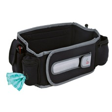 Trixie LED Gürteltasche Hund Flash-Aktiv