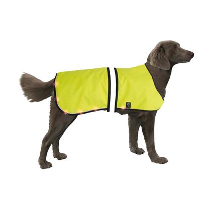 Nobby LED Sicherheitsweste für Hunde