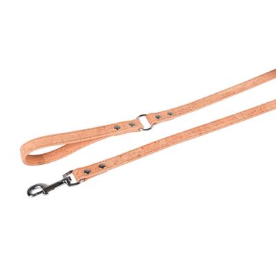 Lederleine Cork für Hunde, rustic - L: 110 cm B: 12 mm