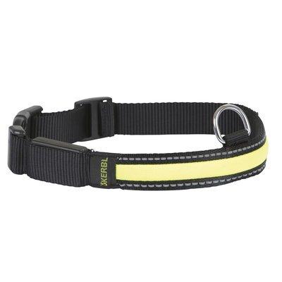 Kerbl Leuchthalsband für Hunde Light & Reflex