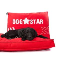 Lex & Max Lex&Max Hundekissen-Bezug BoxBed Dogstar