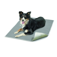 Karlie Hunde Liegedecke Fleecy Plus für Auto und Transportbox