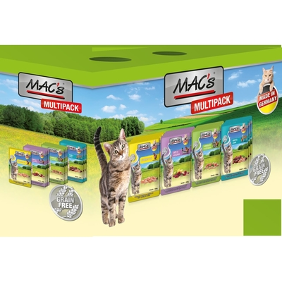 MACs Cat Nassfutter Pack Multipack Mischpaket Preview Image