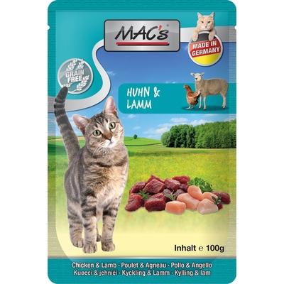 MACs Cat Pouch Pack Frischebeutel