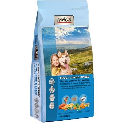 MACs Dog Adult Large Breed Trockenfutter für Hunde, 12 kg