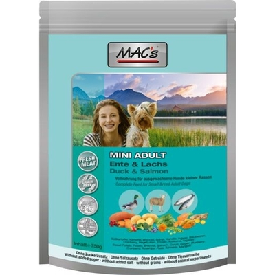 MACs Dog Adult Mini Hundefutter