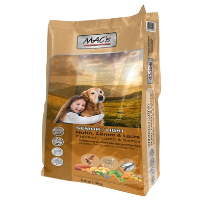 MACs Dog Senior Light Hundefutter
