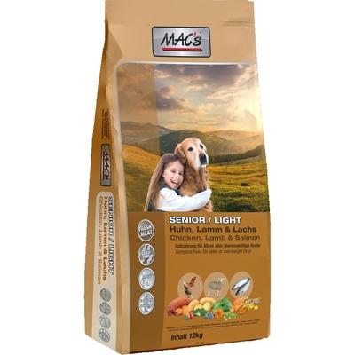 MACs Dog Senior Light Hundefutter, 12 kg