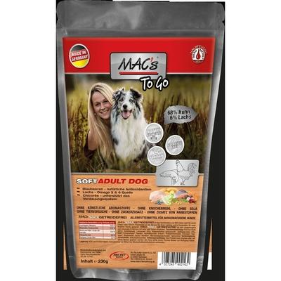 MACs Soft Huhn Halbfeuchtfutter