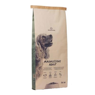 Magnusson Meat & Biscuit Adult Hundefutter, 14 kg