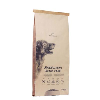 Magnusson Meat & Biscuit Grain Free Hundefutter, 14 kg