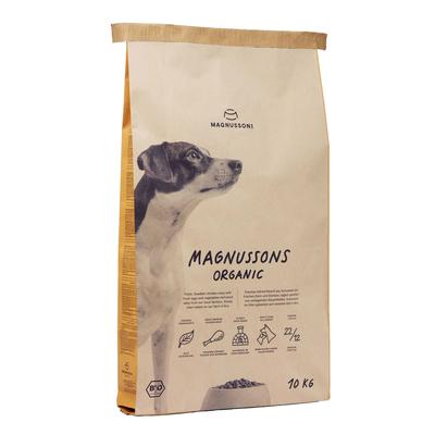 Magnusson Organic Bio Hundefutter, 10 kg