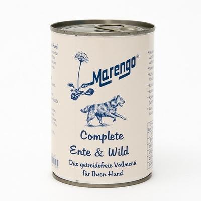 Marengo Dosenfutter Ente & Wild