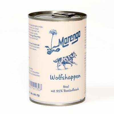 Marengo Nassfutter Wolfshappen