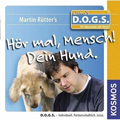 KOSMOS Verlag Martin Rütter Hörbuch Hör mal, Mensch! Dein Hund.