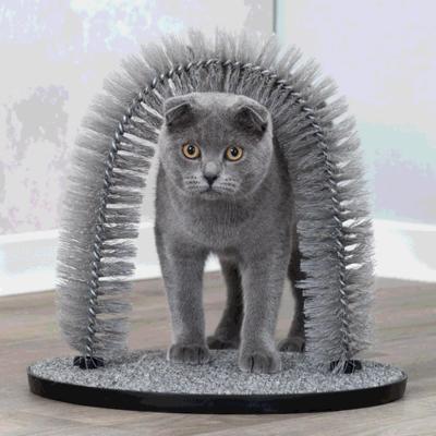 Trixie Massage- und Fellpflegebogen für Katzen