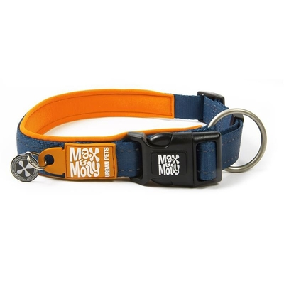Max & Molly Matrix Smart ID Hundehalsband