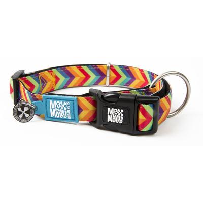 Max & Molly Smart ID Hundehalsband Summertime