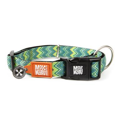 Max & Molly Smart ID Hundehalsband Vintage
