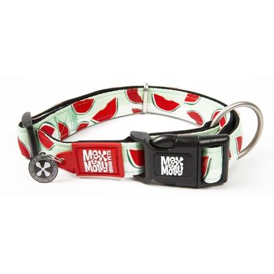 Max & Molly Smart ID Hundehalsband Watermelon